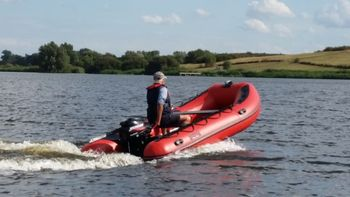 Volgboot Sailability 350